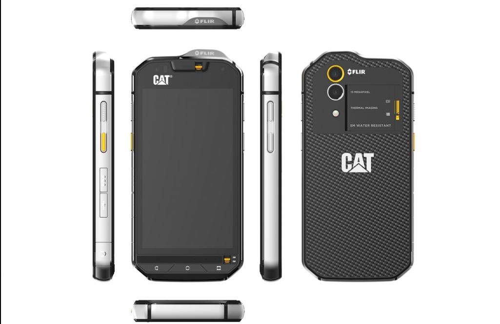 Photo of CAT S60 este primul telefon din lume cu camera termala