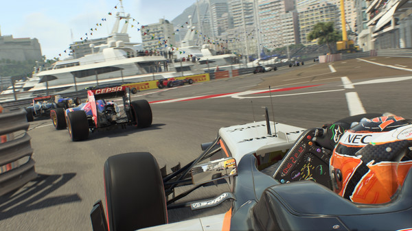 Photo of F1 2015 va primi DirectX 12