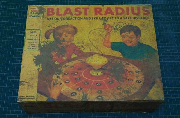 fallout 4 blast radius