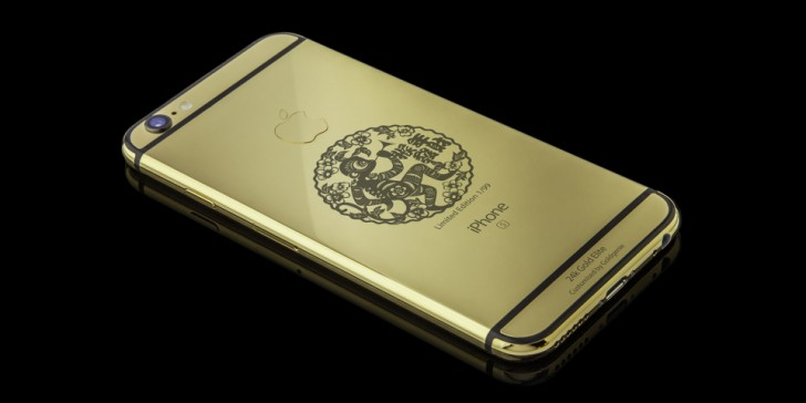 Photo of Un iPhone de aur de 3600 de dolari