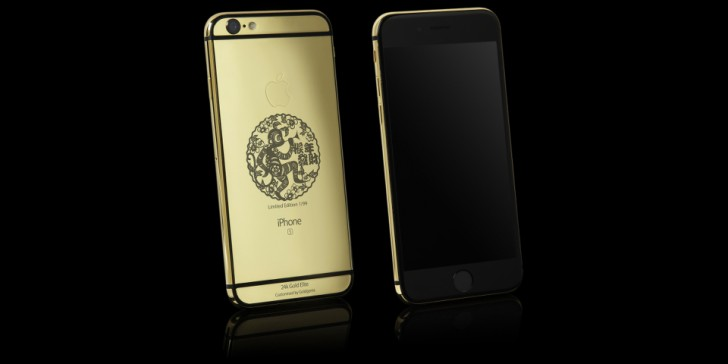 iphone 7 gold 2