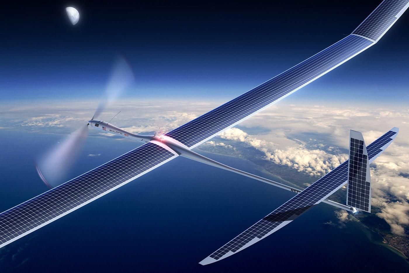 Photo of Google vrea sa transmita internet 5G prin drone