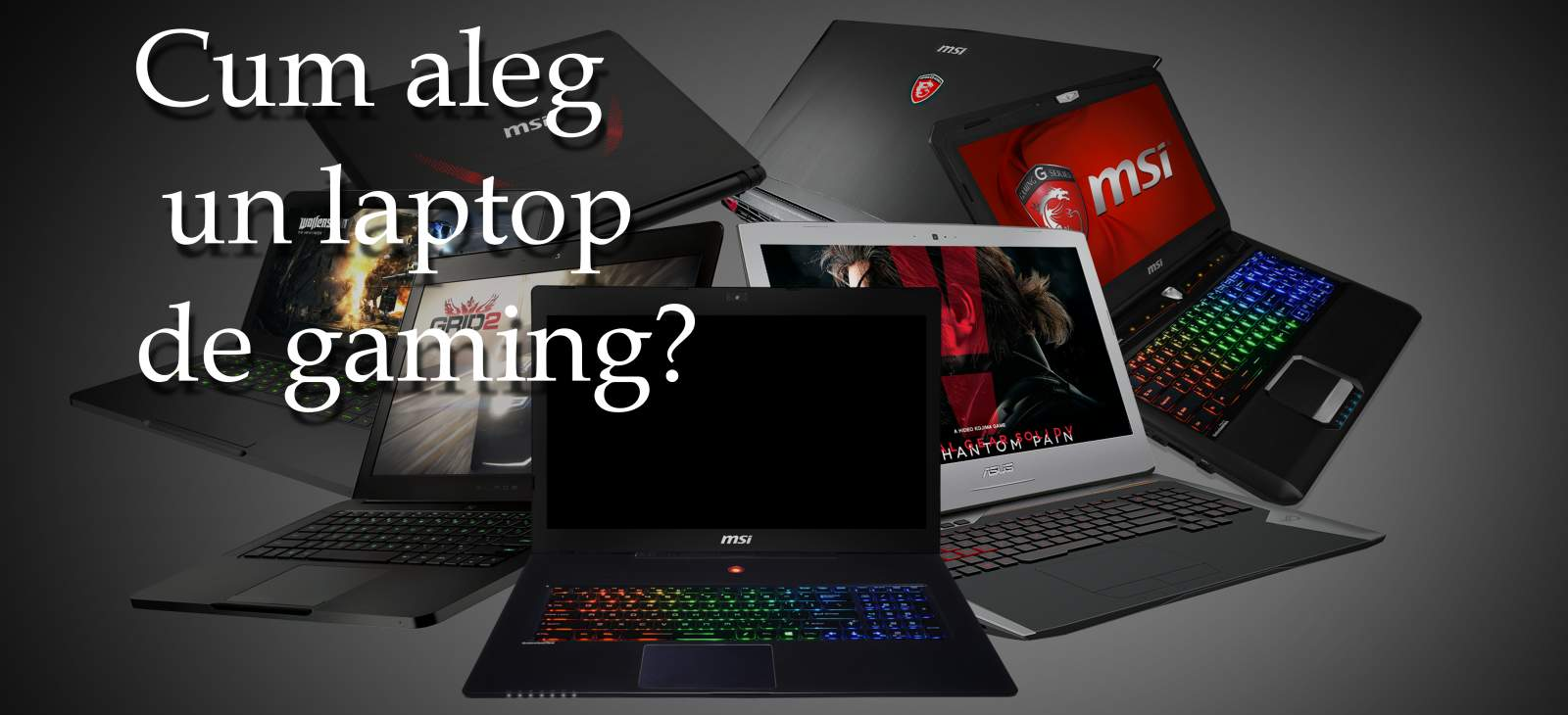 "Photo of ""Cum aleg un laptop de gaming?"" Cinci criterii importante"