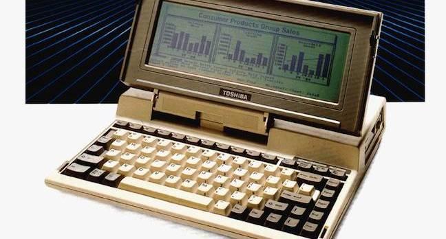 Photo of Toshiba T1000 – Un laptop vechi de 30 de ani inca functioneaza… ba mai este si folosit