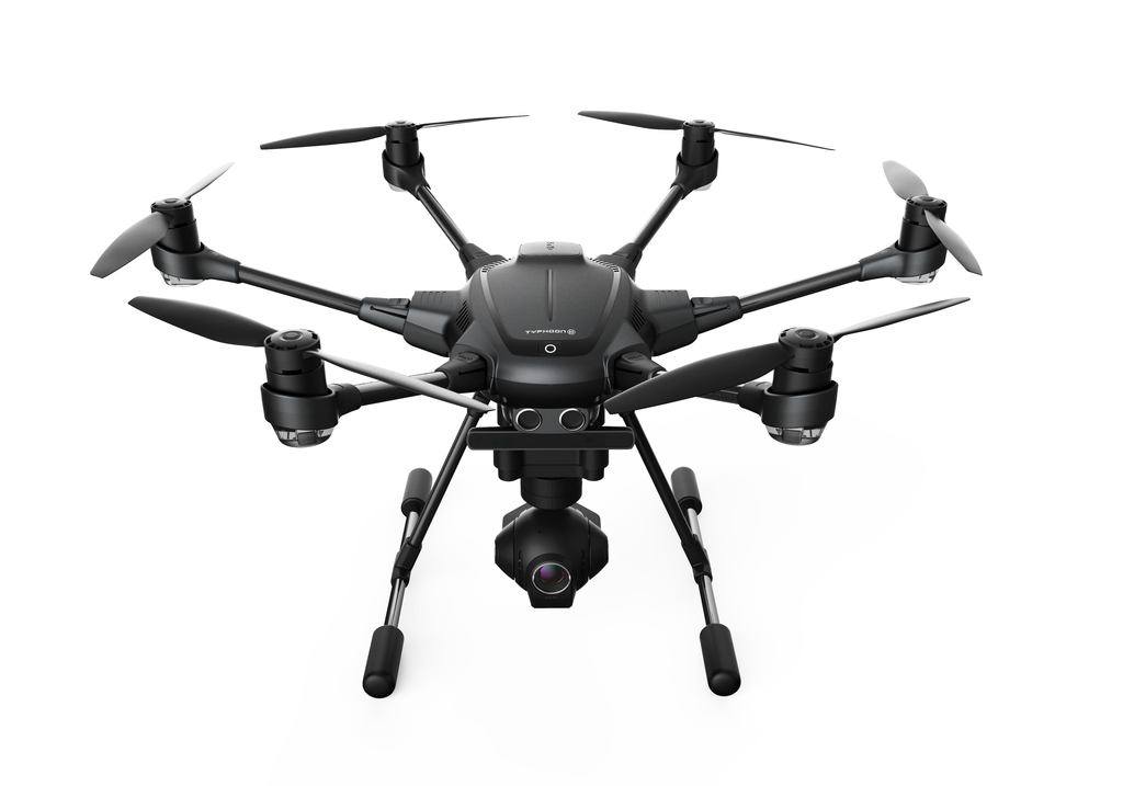 Photo of Drona Typhoon H este disponibila acum in Romania