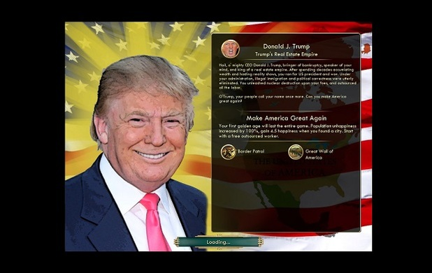 Civilization 5 Trump