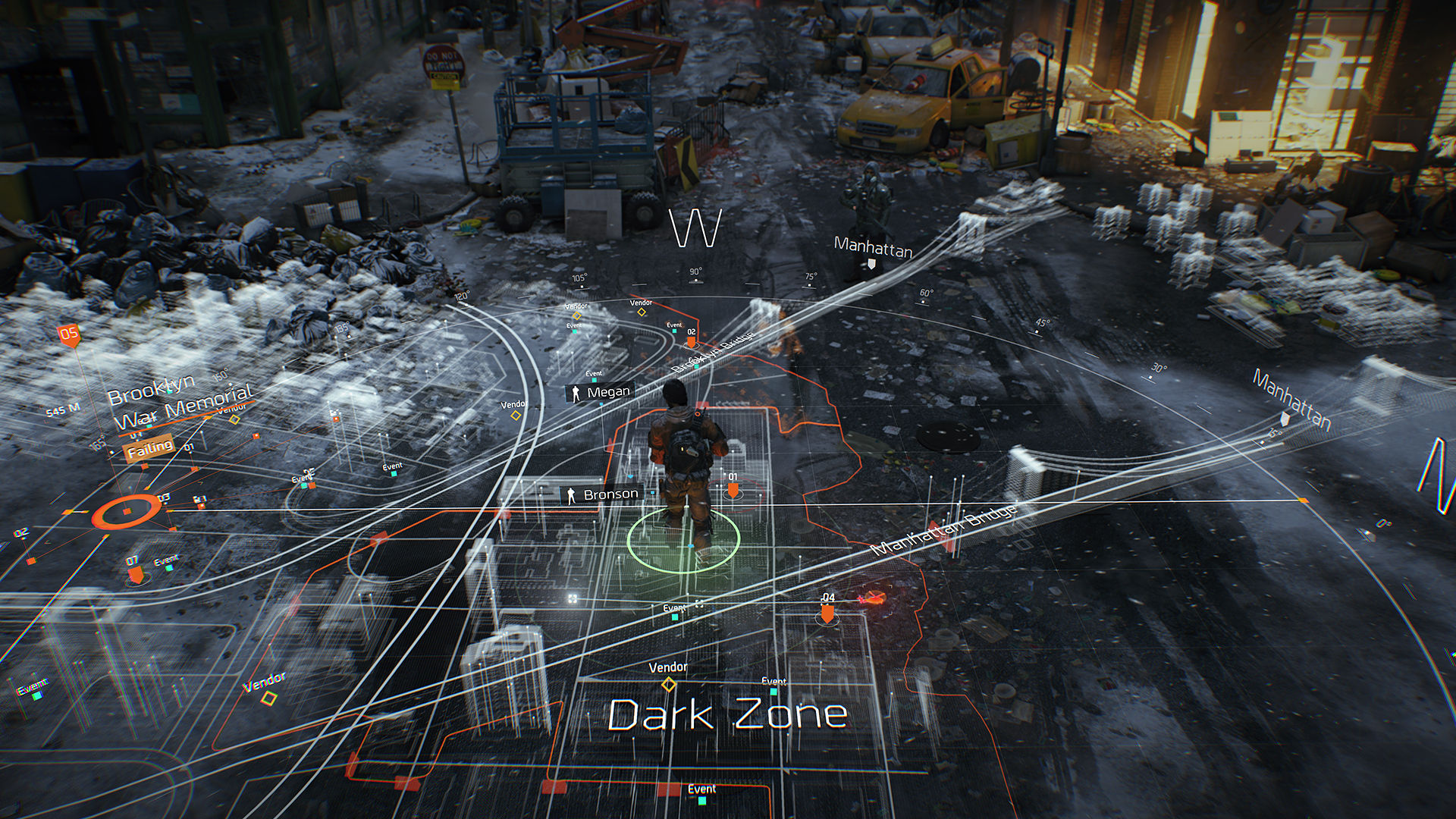 Division Review dark zone