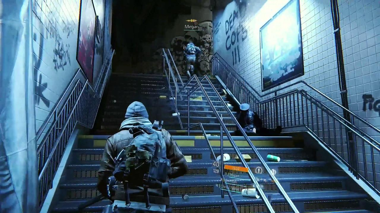 The Division Review walk