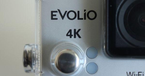 Review Evolio iSmart 4K action-cam
