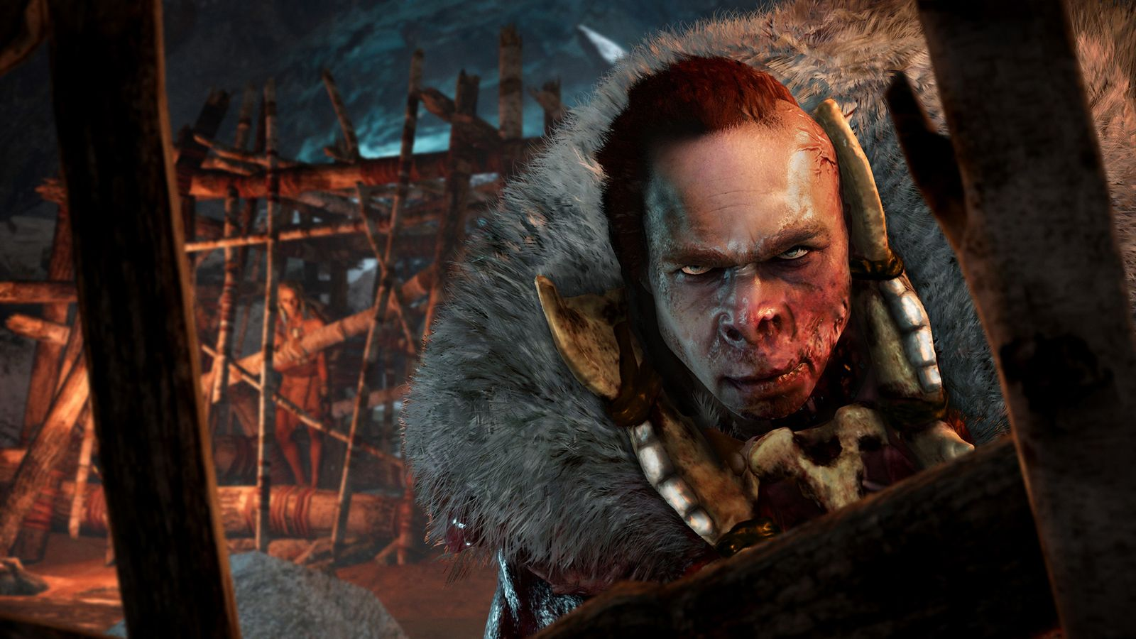 Personaj din review Far Cry Primal