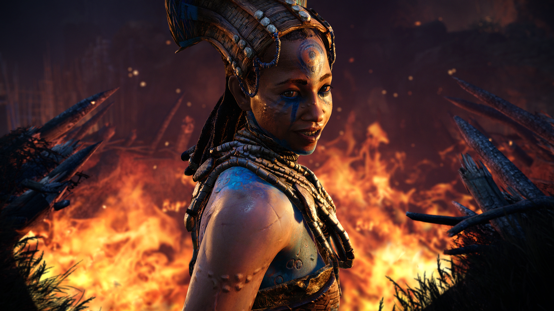 Personaj feminin in review Far Cry Primal