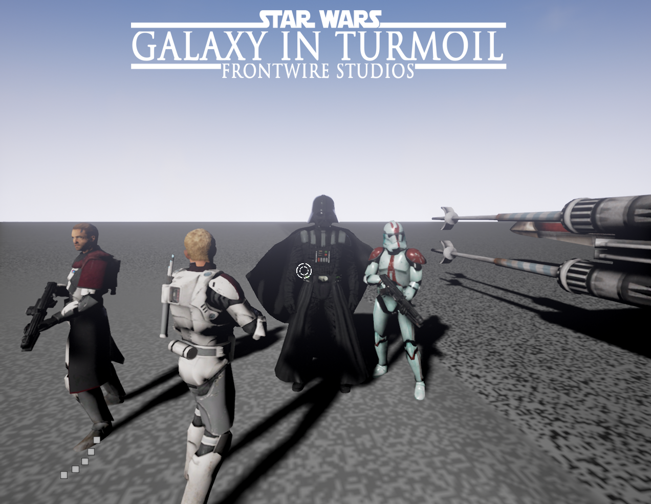 Photo of Battlefront 3 renaste ca Star Wars: Galaxy in Turmoil