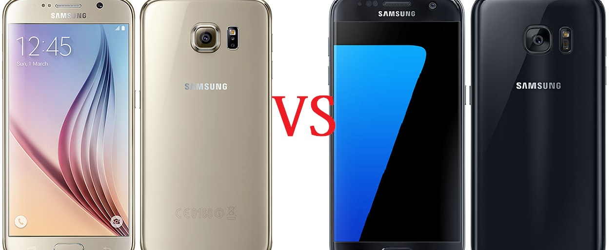 Photo of Samsung Galaxy S7 vs Galaxy S6