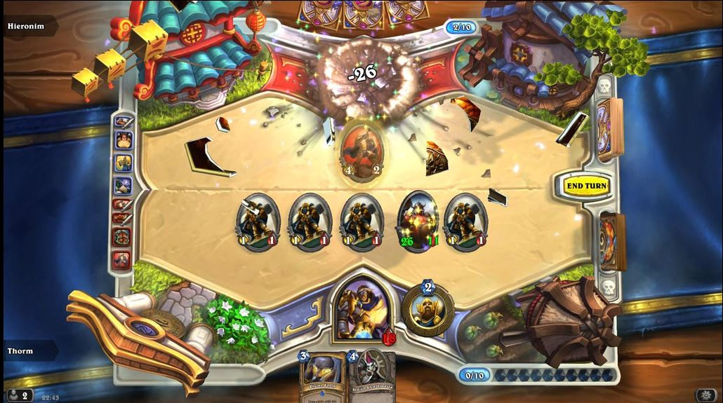 Photo of Cel mai grozav bug din Hearthstone