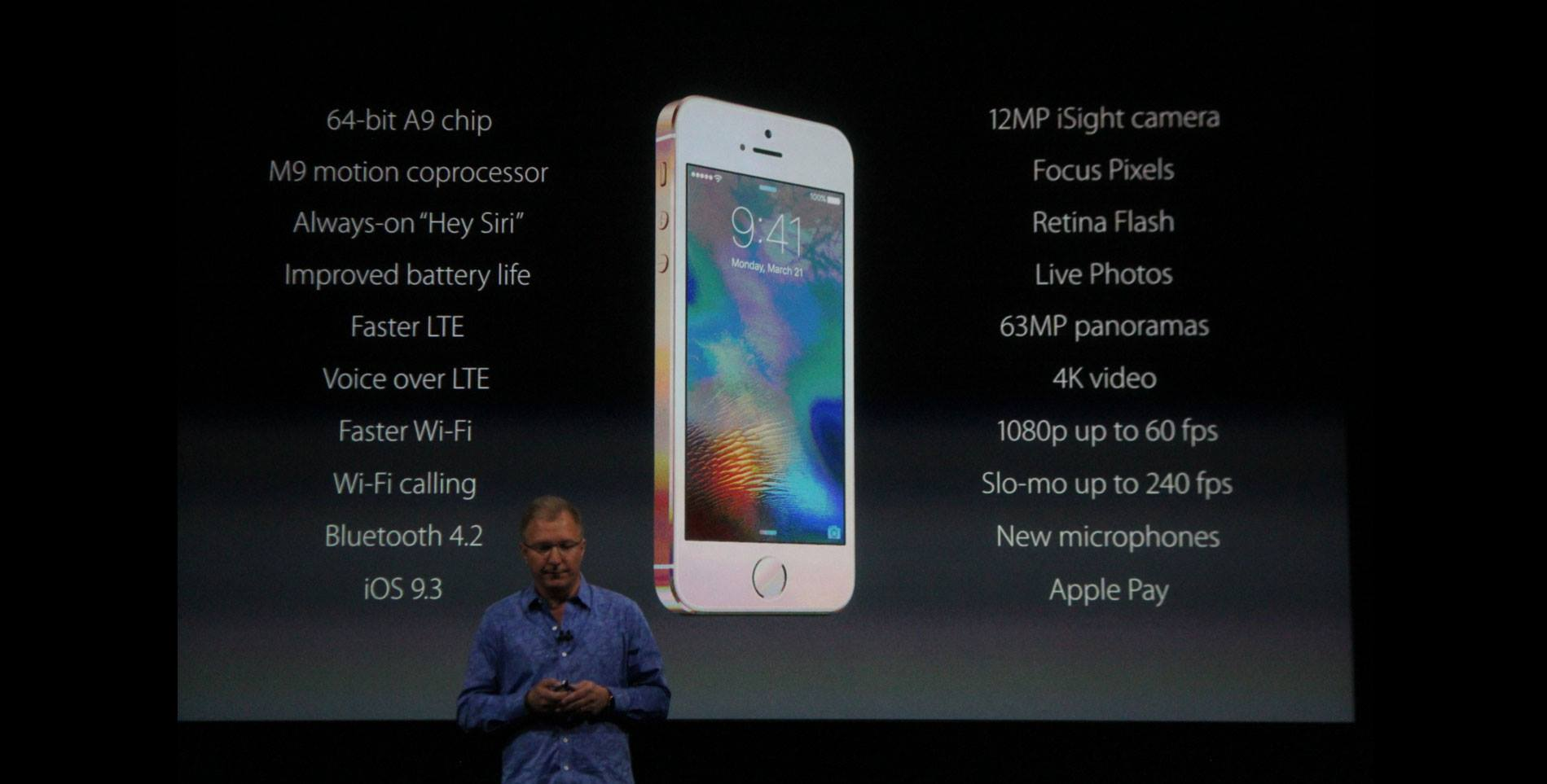 Photo of iPhone SE a fost anuntat