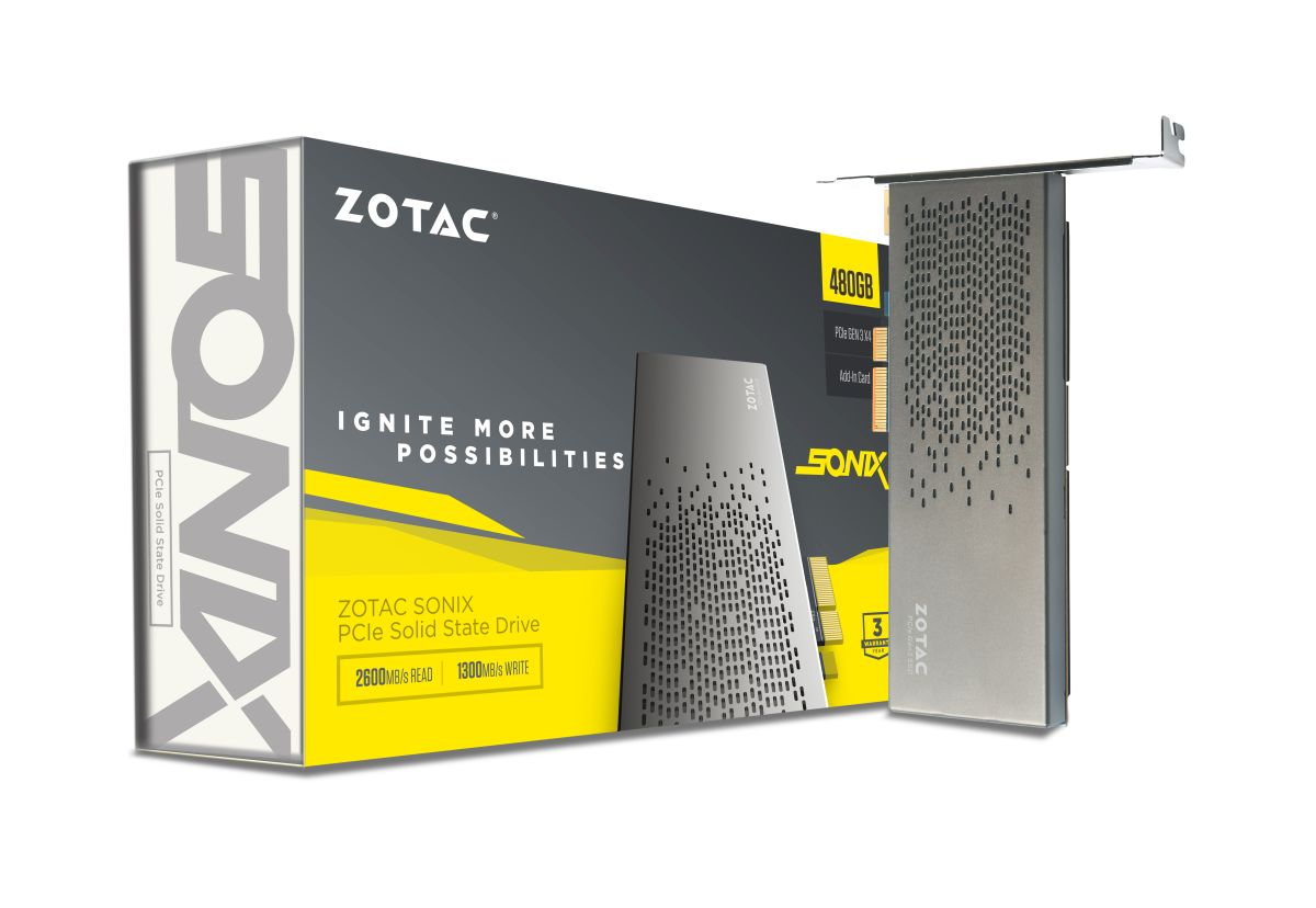 Photo of Zotac anunta seria de SSD-uri Sonix
