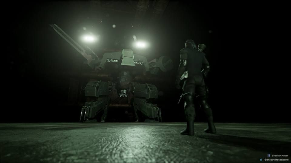 Photo of Shadow Moses Project: Metal Gear Solid Remake anulat