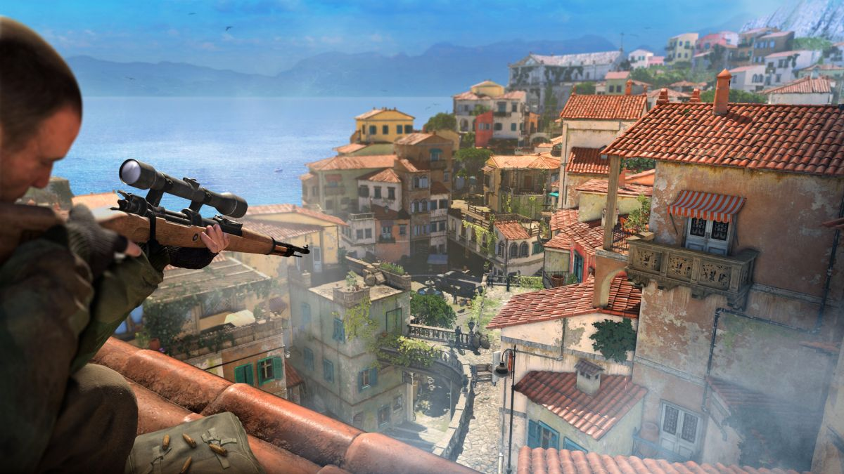 Photo of Sniper Elite 4 a fost anuntat