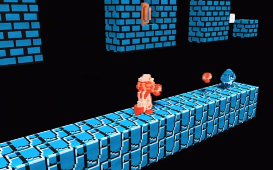 Photo of Poti transforma jocuri de NES din 2D in 3D cu 3DNES