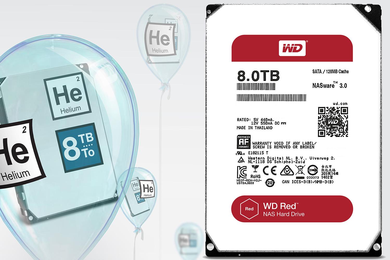 Photo of HDD-uri de 8TB de la Western Digital