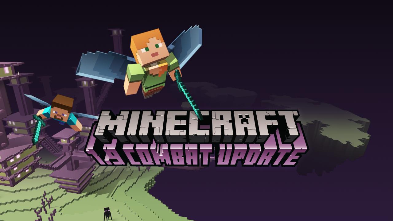 Photo of Minecraft 1.9 Combat Update