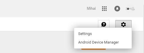 settings google play store