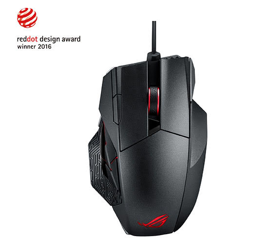 Photo of ASUS Republic of Gamers a anuntat noul mouse Spatha