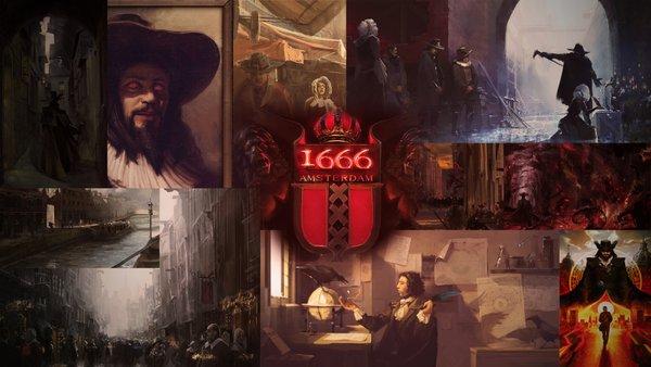 Photo of Primele secvente din 1666 Amsterdam