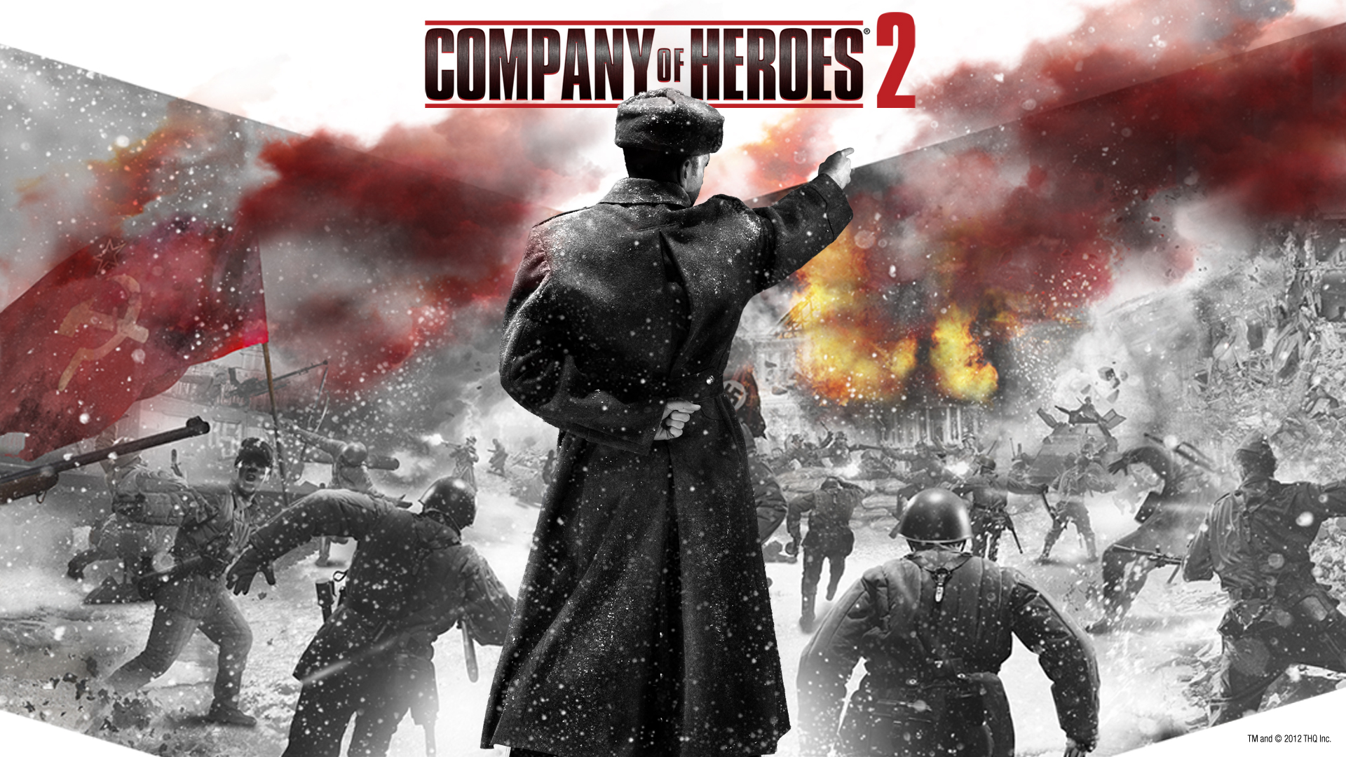 Photo of Company of Heroes 2 este gratuit acum pe Humble Store