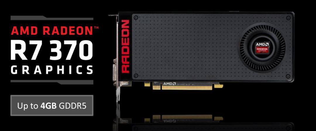 AMD Radeon HD r7 370 reference