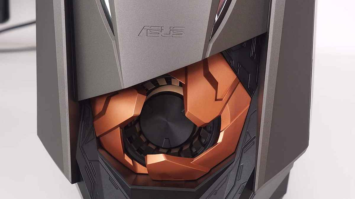 Asus Republic of Gamers GT51 Frontal
