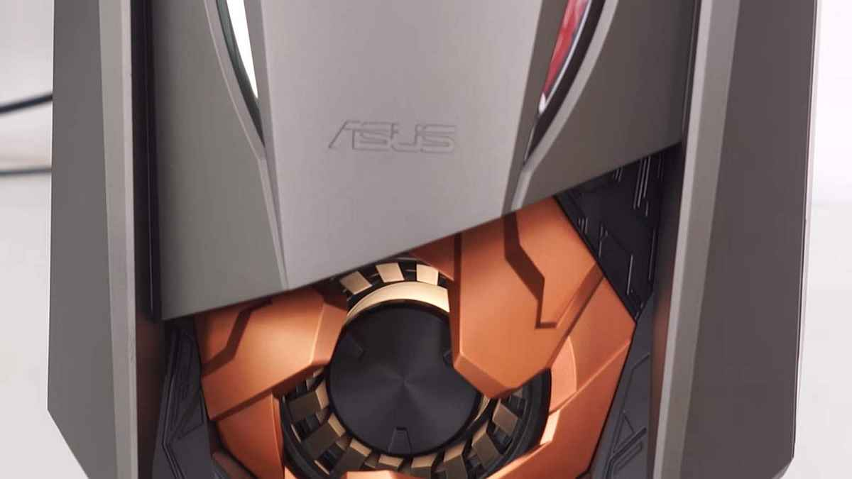 Asus Republic of Gamers GT51 Preview