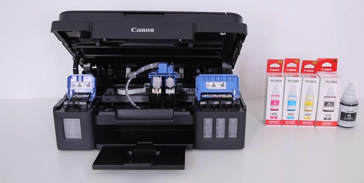 Canon PIXMA G3400 - 1