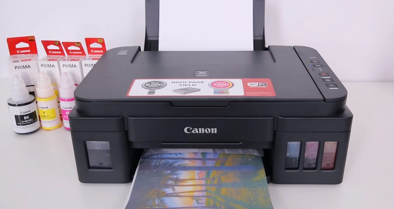 Canon PIXMA G3400 - 2