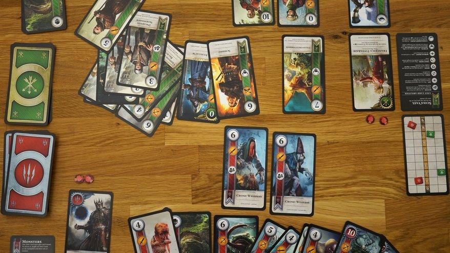 Photo of Witcher 3 primeste noi carti de Gwent