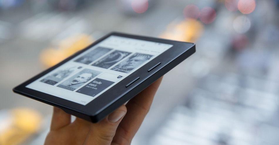 Photo of Amazon anunta Kindle Oasis
