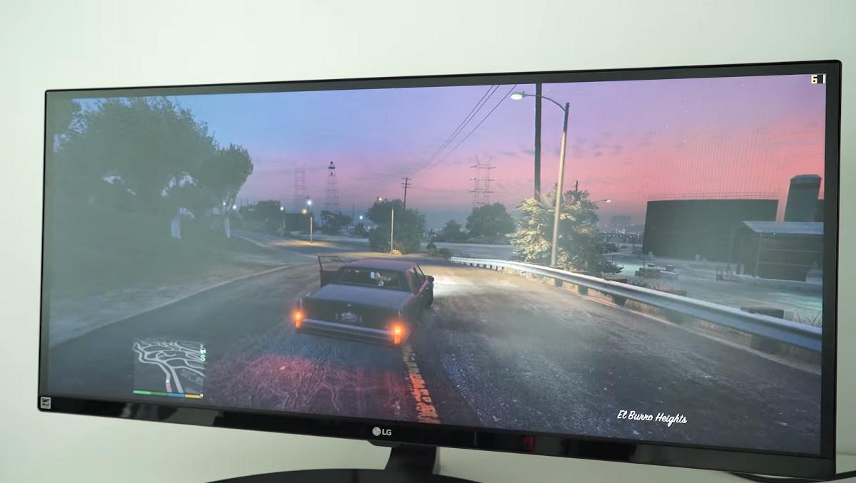 Photo of LG 34UM68-P Review monitor UltraWide – Gaming ca la cinema! [VIDEO]