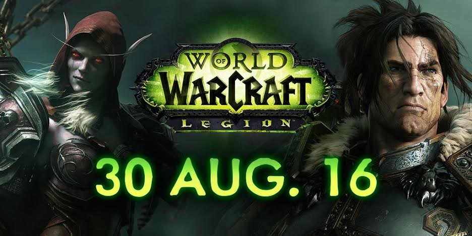 Photo of World of Warcraft Legion soseste in august