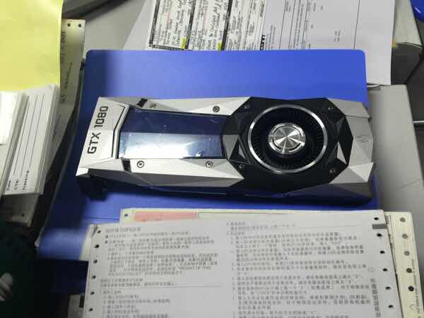 Photo of GTX 1080 a fost zarit din nou