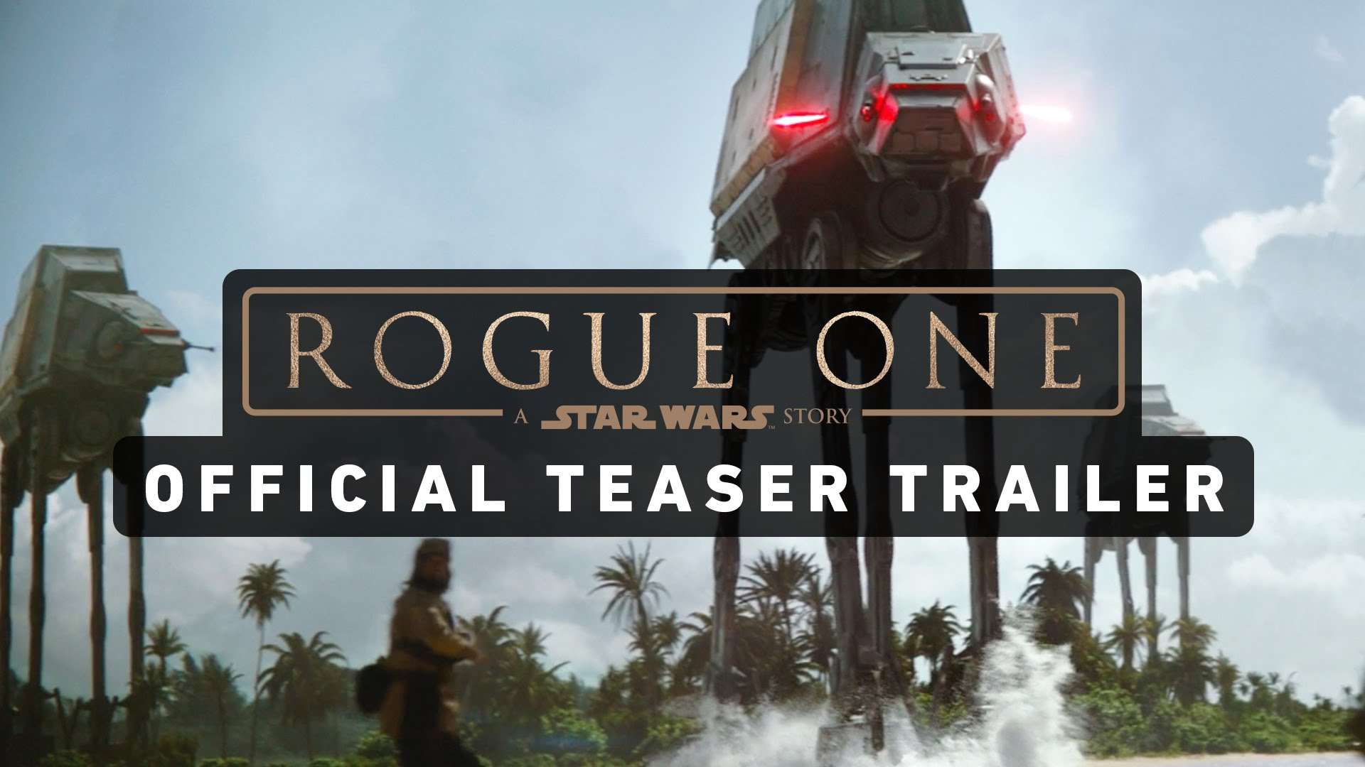 Photo of Star Wars Rogue One Trailer