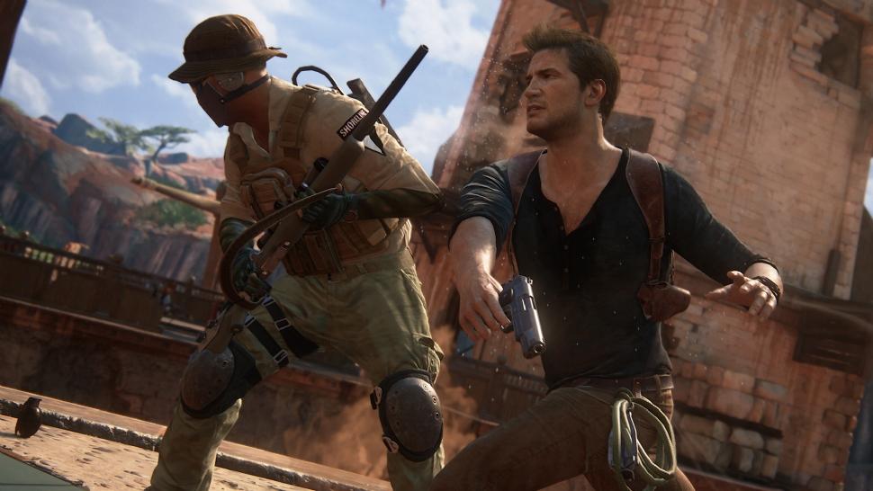 Photo of Jaf la drumul mare: Un transport de jocuri Uncharted 4 a fost pradat