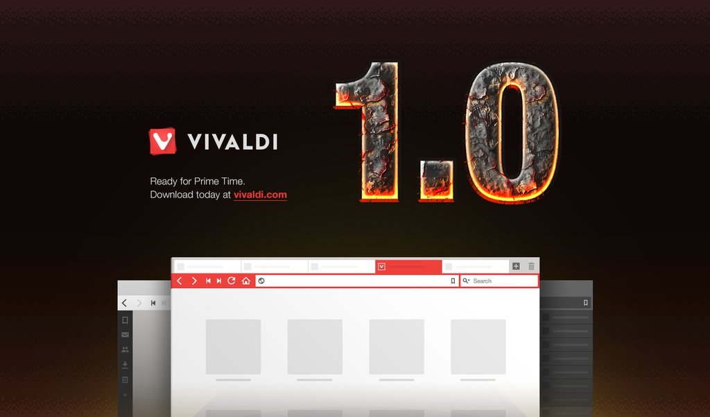 Photo of Browser-ul Vivaldi a fost lansat