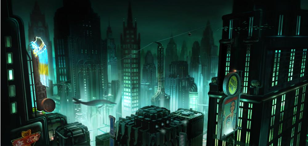 Photo of Google ar vrea sa faca propriile orase