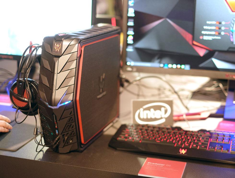 Photo of Acer Predator G1 este un PC extrem de compact