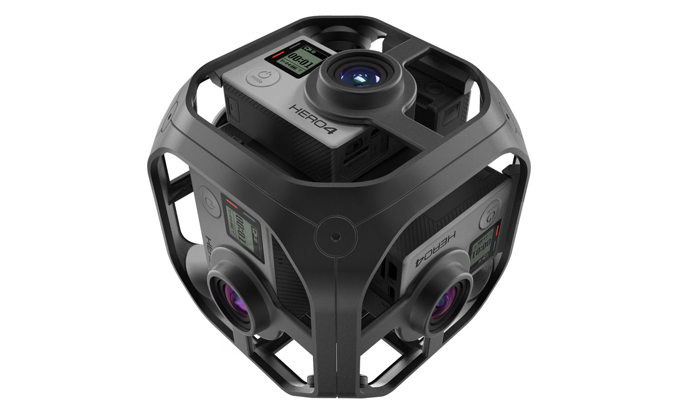 Photo of GoPro are acum o solutie VR