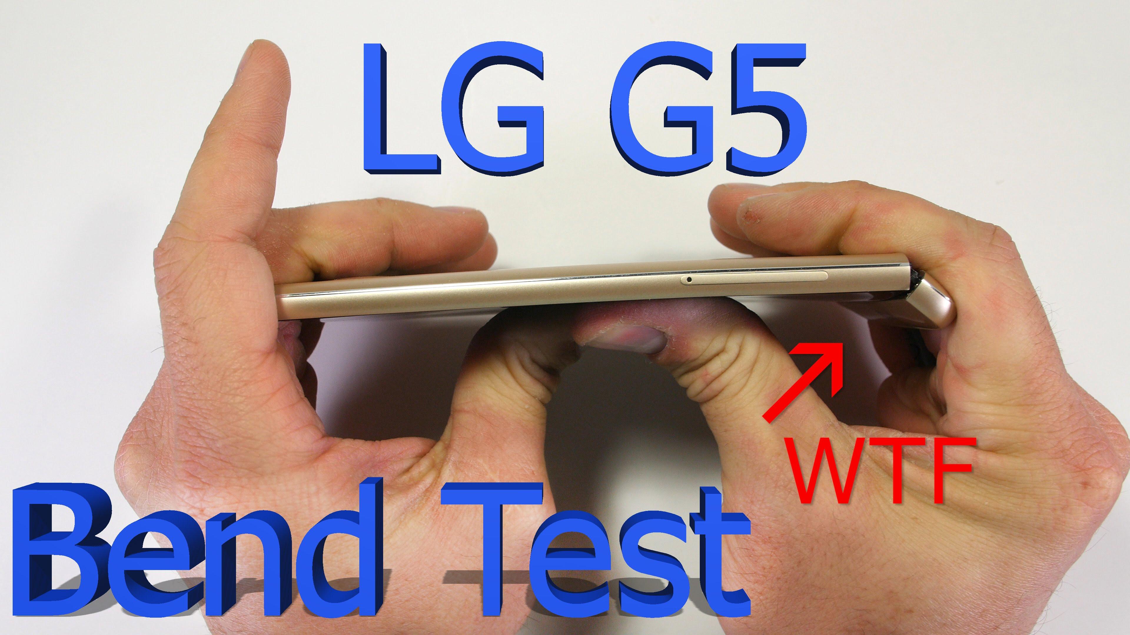 Photo of Cat de rezistent este LG G5