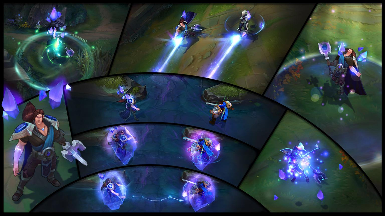 Photo of Un erou clasic de League of Legends este refacut