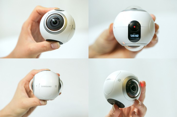Photo of Samsung Gear 360 a fost lansat