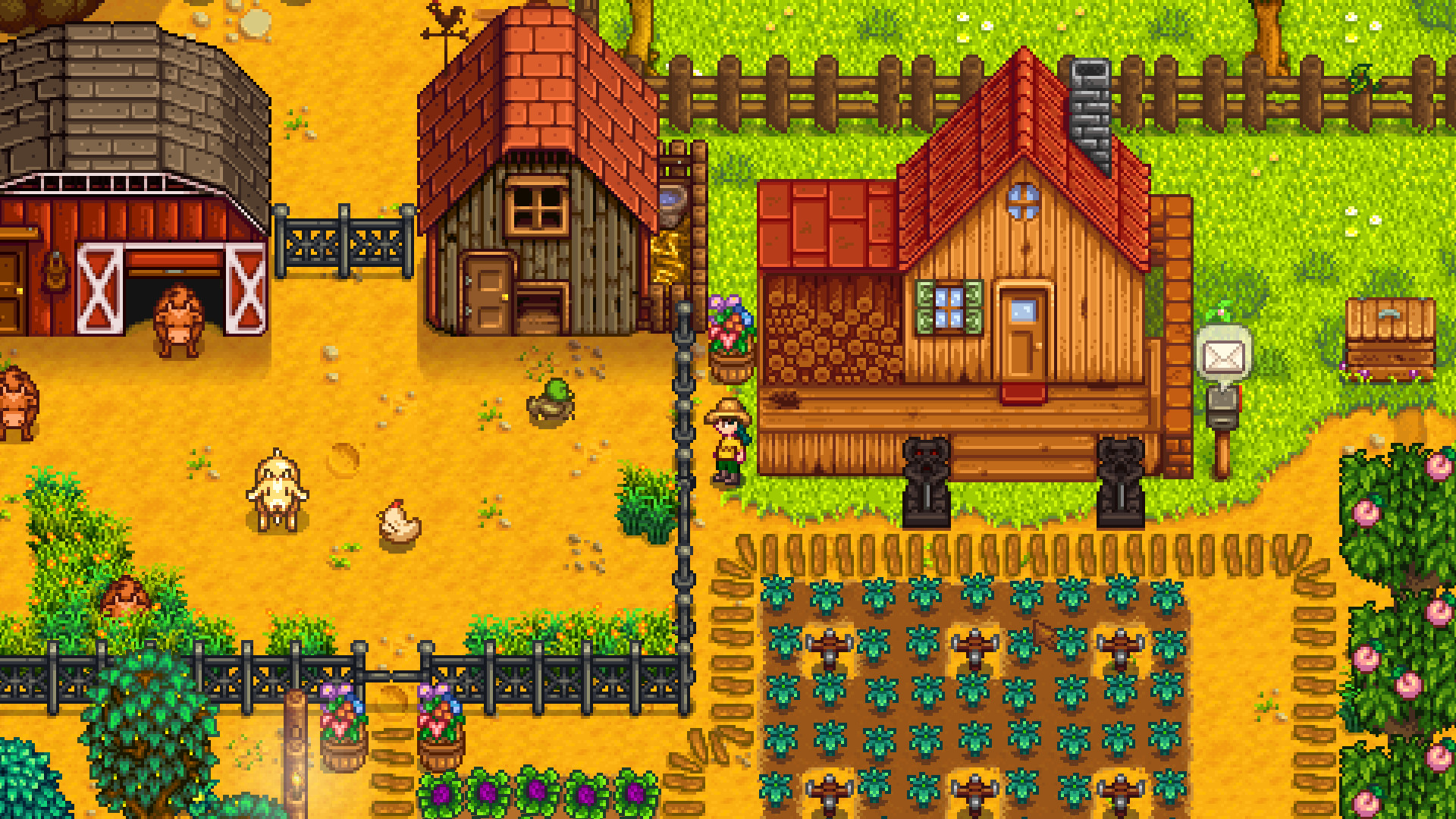 Photo of Stardew Valley va primi conținut nou