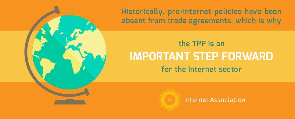 Photo of Internet Association anunta ca sprijina TPP si provoaca scandal